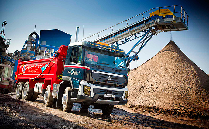 Grundy & Co - Recycled Aggregates