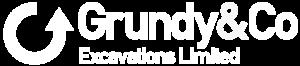 Grundy & Co Logo White